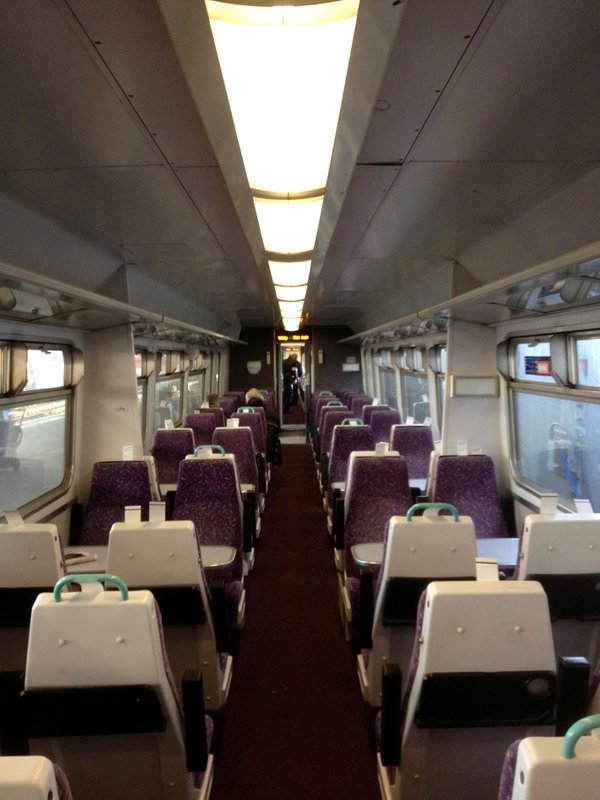 Scotrail's 8:30 to Mallaig