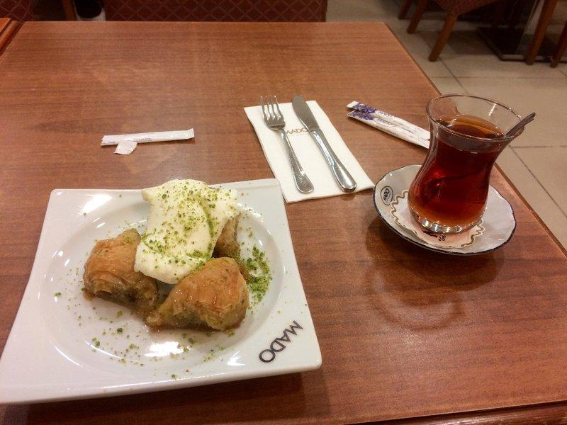 Baklava & Dondurma