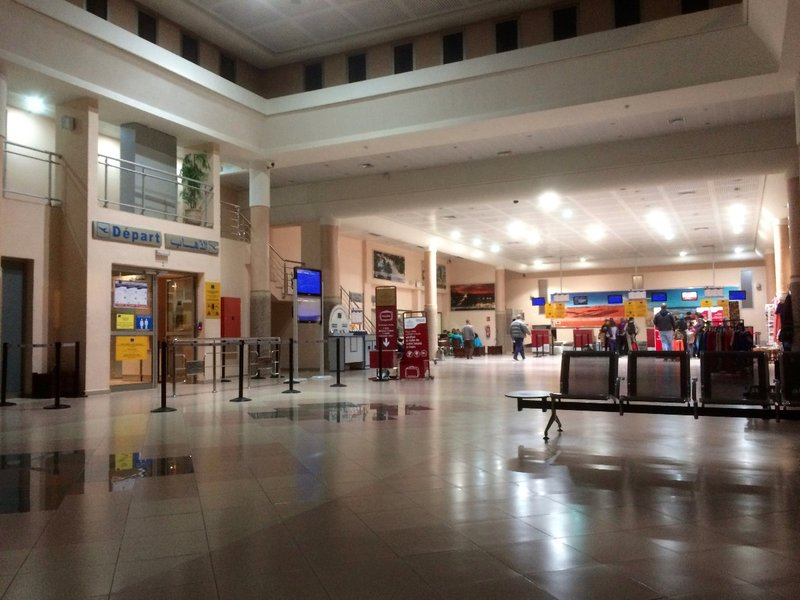 Ouarzazate Departures