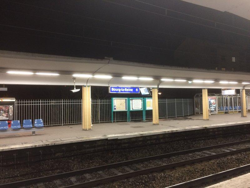 Bourg La Reine RER
