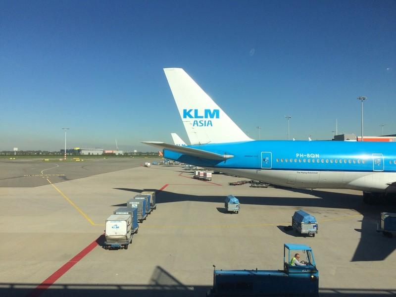 Schiphol Transfer