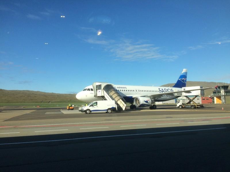 Atlantic Airways at Vágar