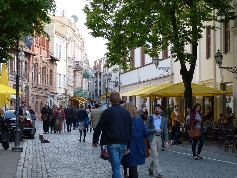 Pilies g, Vilnius