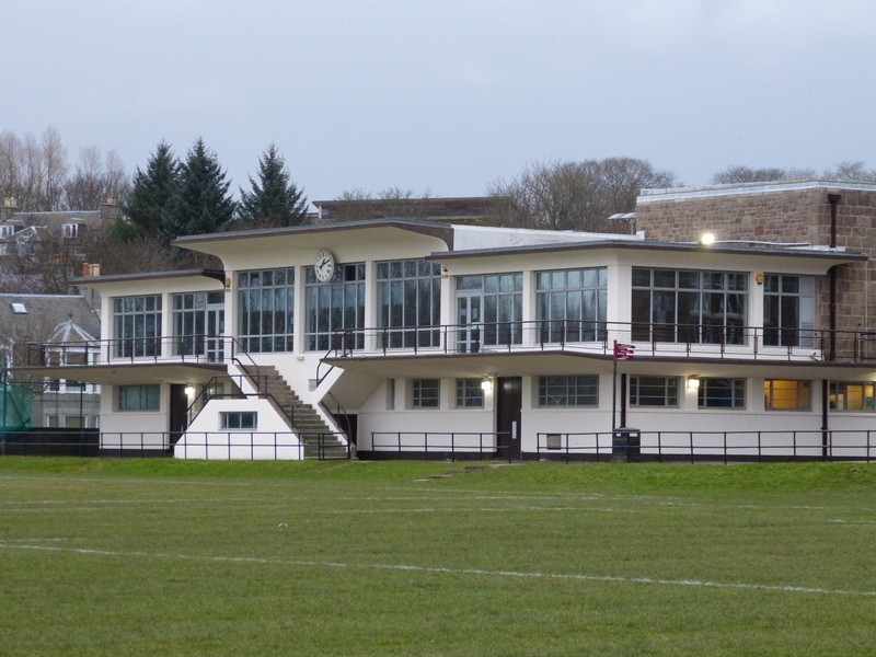 King's College Sports Pavilion