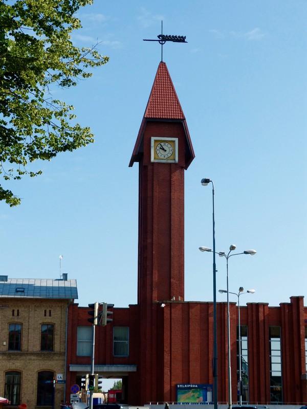 Railway Station Clocktower