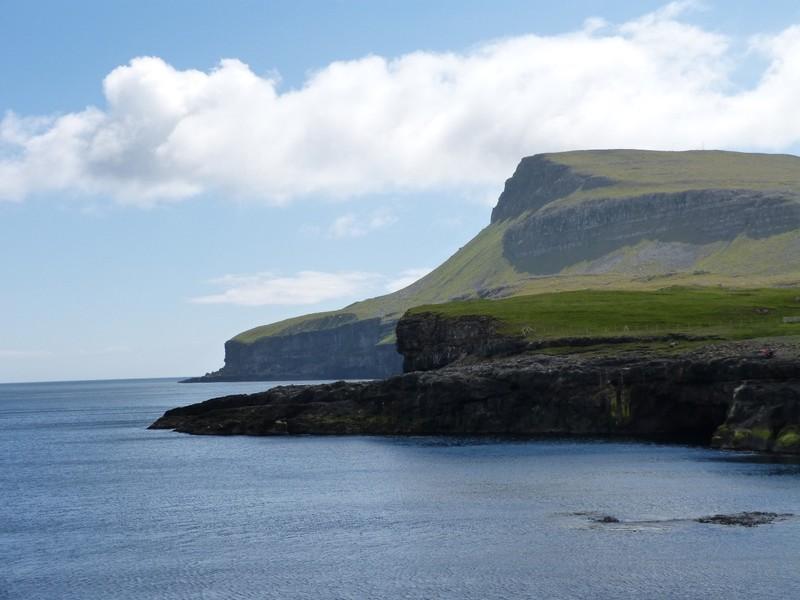 East Coast of Nólsoy