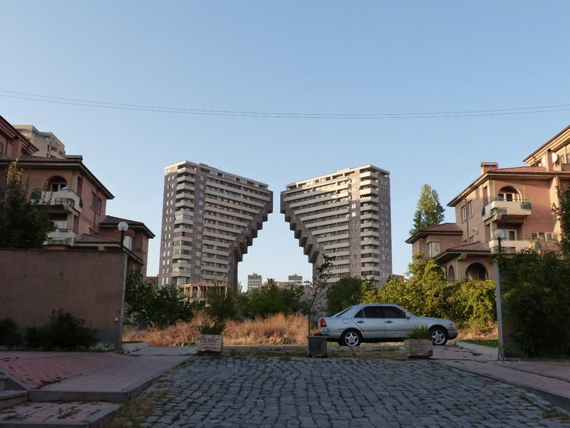 My Yerevan Apartment Building