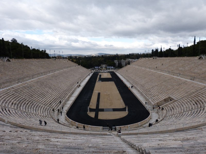 Panathenaikou Stadium