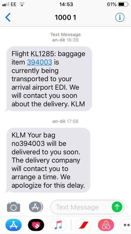 KLM Coms