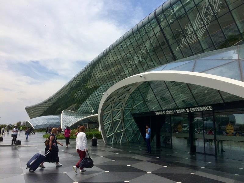 Heydar Aliyev International, Terminal 2