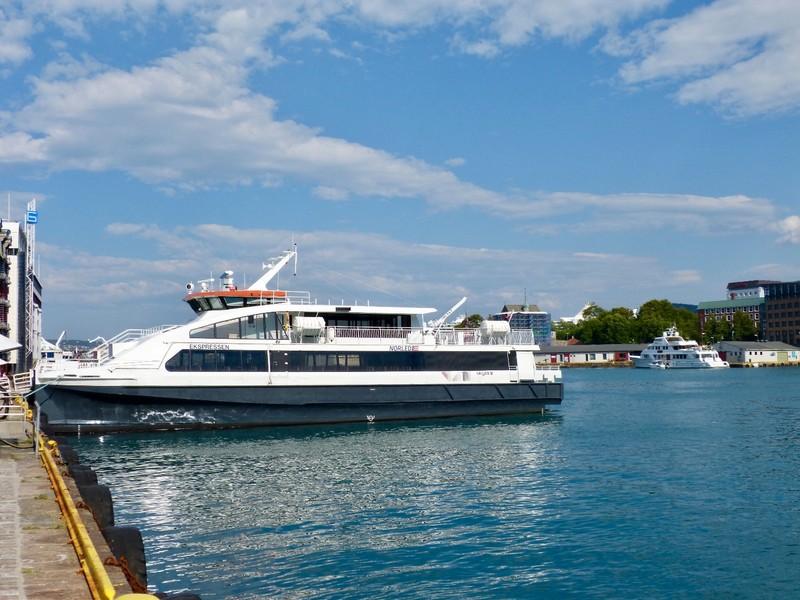 Skyss Catamaran