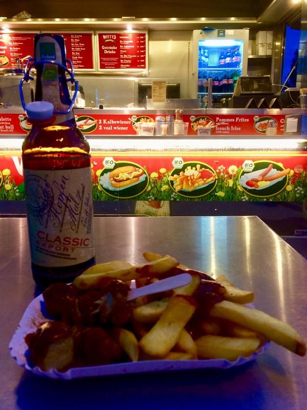 Currywurst & Bier