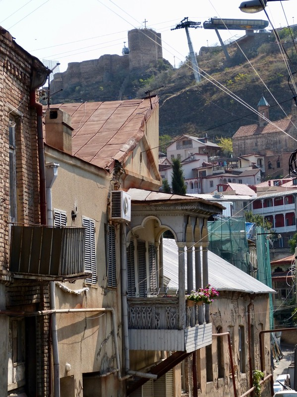 More Typical Tbilisi