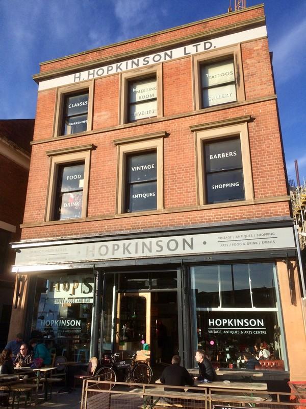 Hopkinson - the Store