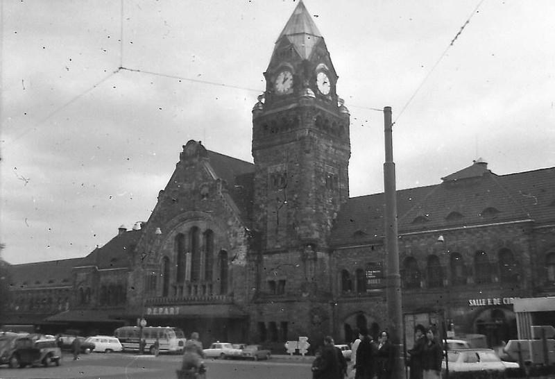 Metz - La Gare SNCF