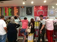 Atatürk Arrivals