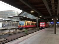 S Bahn & D Bahn