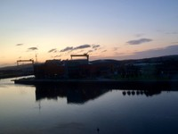 Belfast Dawn