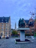 Brussels Dawn