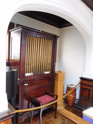 Wesleys organ