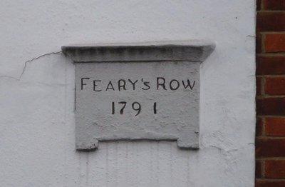 Fearys Row Highgate High Str