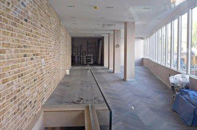 Former Pimpernel interior