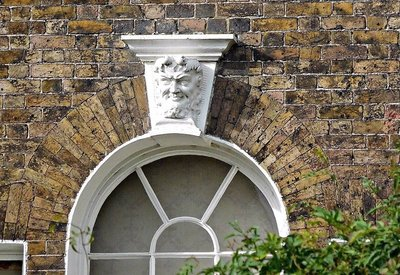 Bedford Hse detail Chiswick Mall