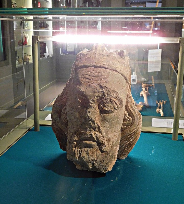 Museum. Possibly Edward III