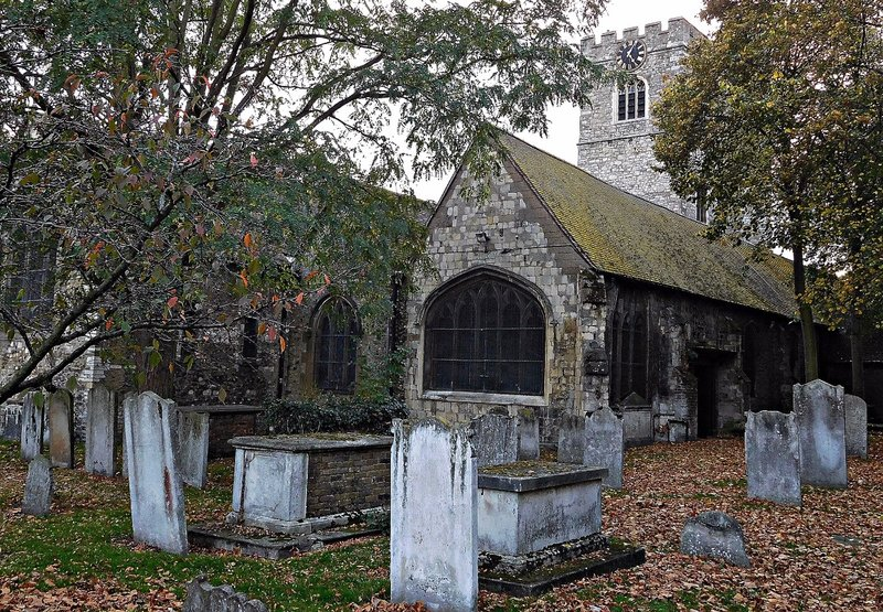 Barking St Marys Cof E Church