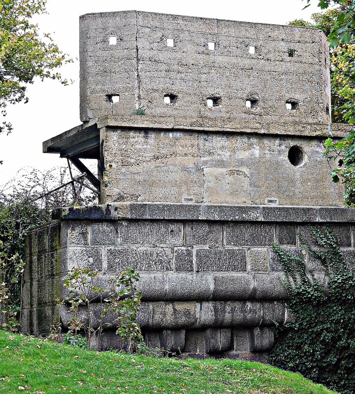 East Tilbury Coalhouse Fort