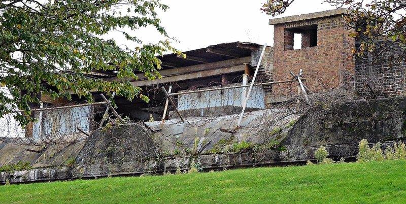 BATA 3f  East Tilbury Coalhouse Fort