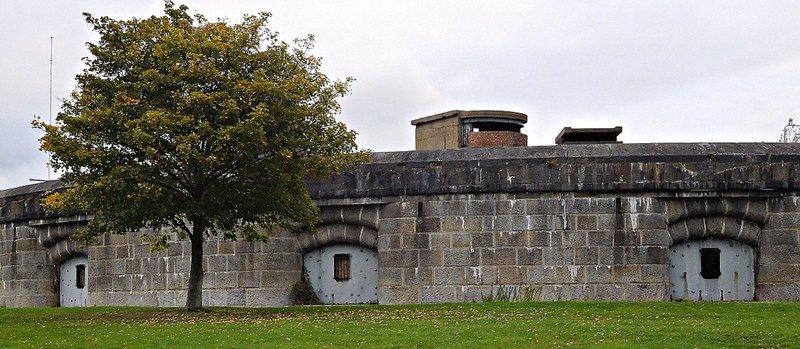 BATA 3h  East Tilbury Coalhouse Fort