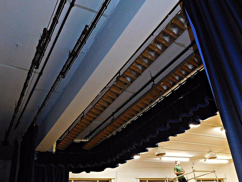 BATA 4l Bata cinema stage original stage lights