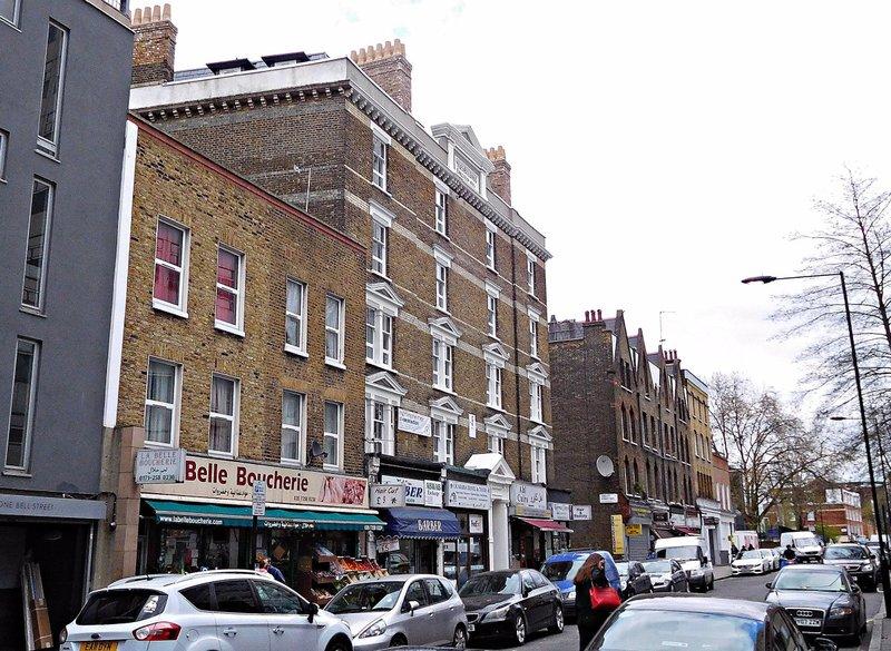Bell Street: a view
