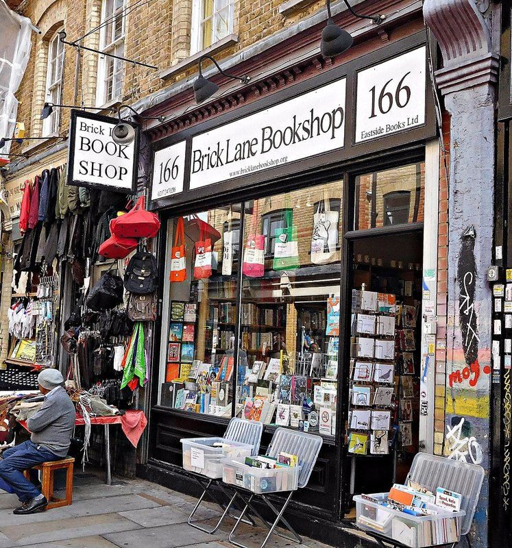 BRICK 3f Brick Lane Bookshop