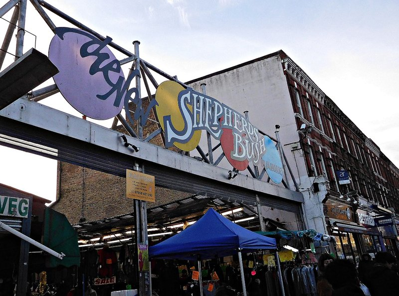 The New Shepherds Bush Market