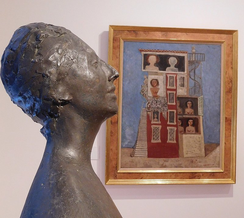 ESTORICK: art works in permanent collection