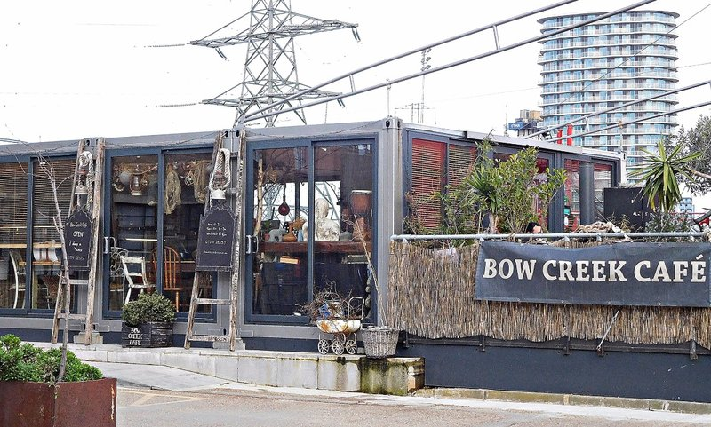 BOW CREEK CAFE