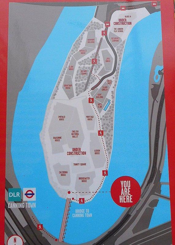 CITISLE 2   Leamouth City Island map