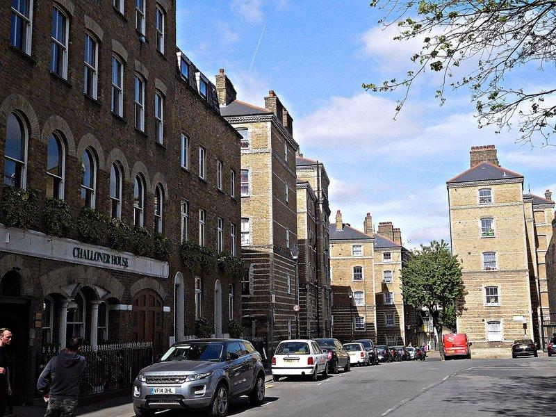 Clerkenwell Close Challoner House
