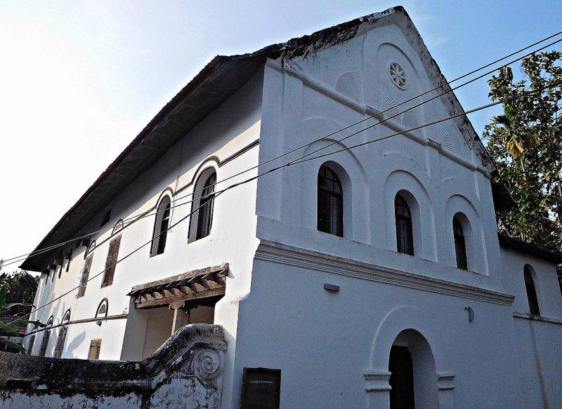 CRANG 7c Chendamangalam synagogue