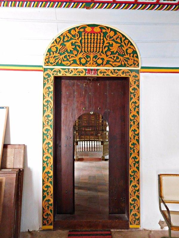 CRANG 7f Chendamangalam synagogue entrance