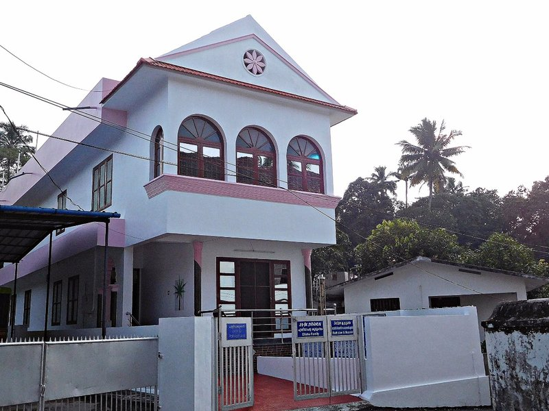 CRANG 7o Chendamangalam synagogue Eliahu family home
