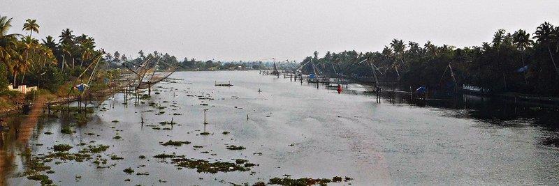 CRANG 7p Backwaters near Kodungallur