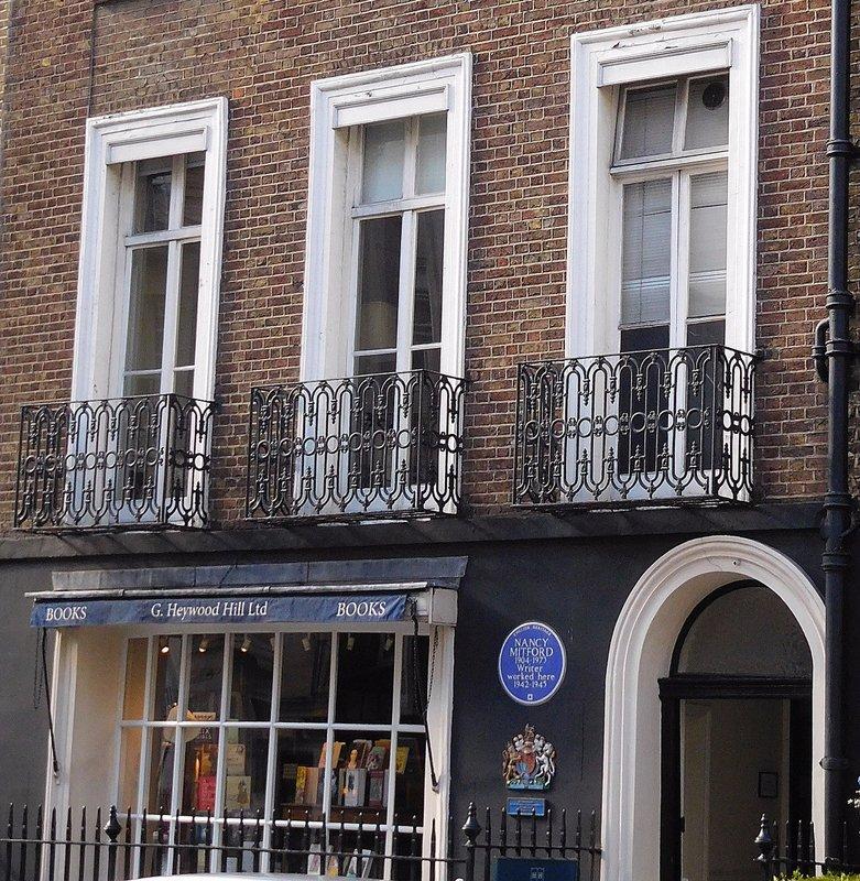 Curzon Street: Heywood Hill