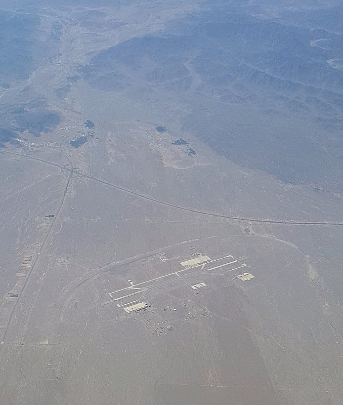 DES 4 Small airfield in Oman