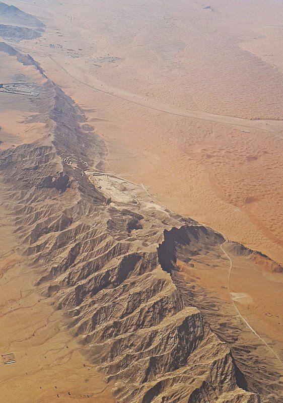 DES 7 Sandy wastes of Oman