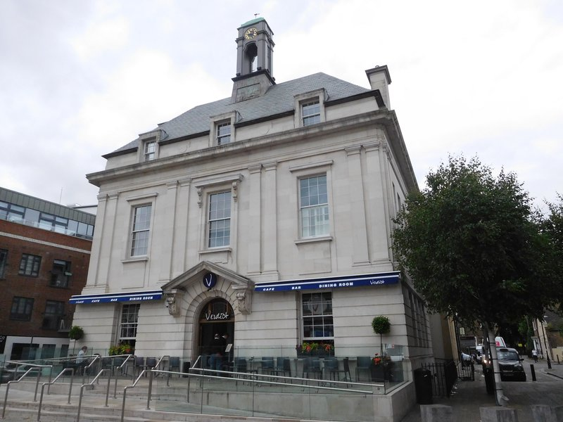 Brentford's former court house