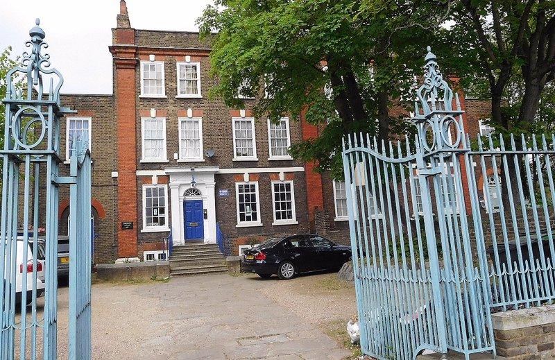 Lancaster House 1720