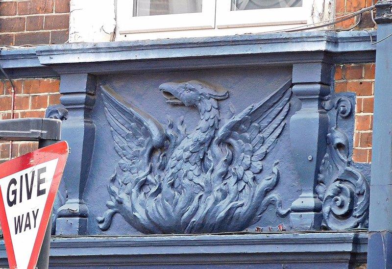 Former Phoenix pub